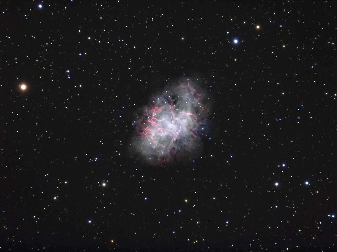m1 crab nebula - photo #48